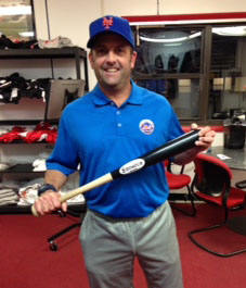 Kevin Long- Mets Hitting Coach
